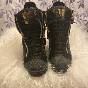Authentic Giuseppe Zanotti Sneaker heels